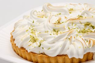Super Receita: Torta de Limão