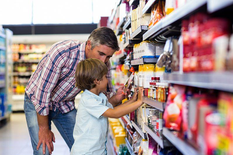 9 SUPER dicas para levar seus filhos no mercado!