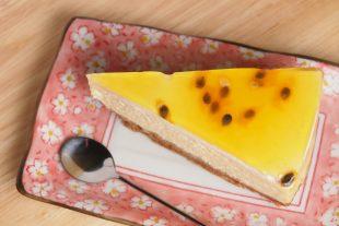 Super Receita: Torta de Maracujá