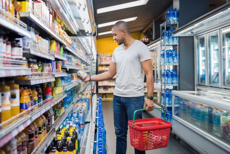 Como fazer as compras no supermercado