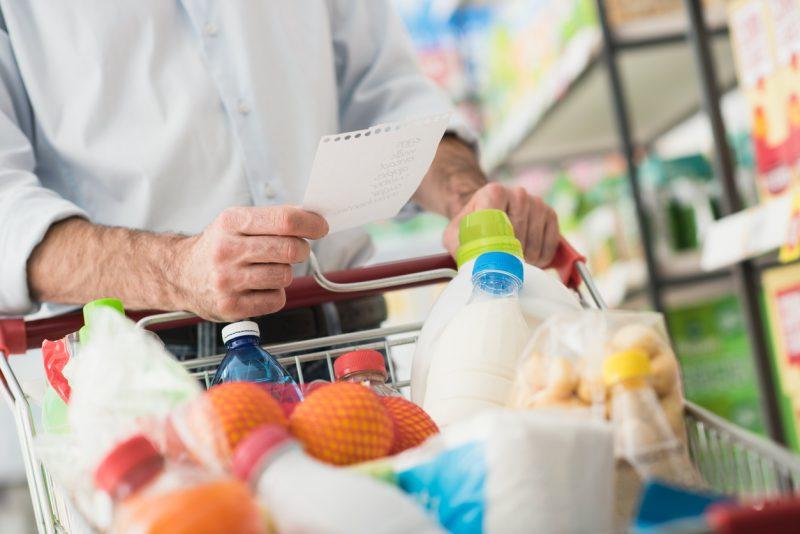 Vantagens nas compras mensais