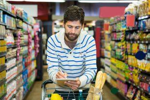 Como fazer uma lista prática de supermercado em 3 passos