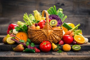 Conheças as frutas, legumes e verduras de cada estação