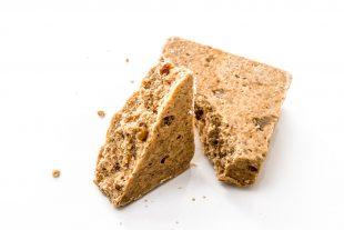 Para inovar: receita de paçoca natural com aveia